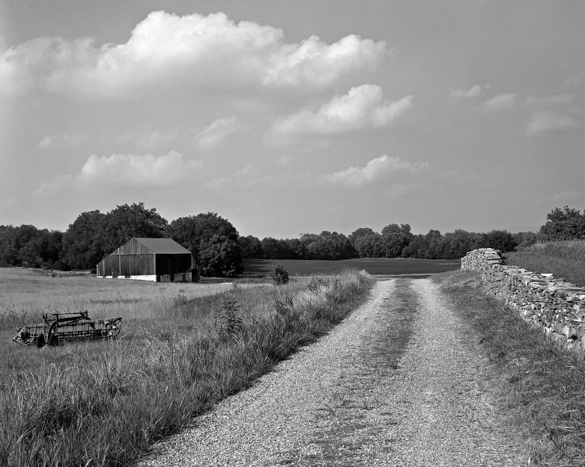 Roulette Farm. Antietam Battlefield. Sharpsburg, Maryland.