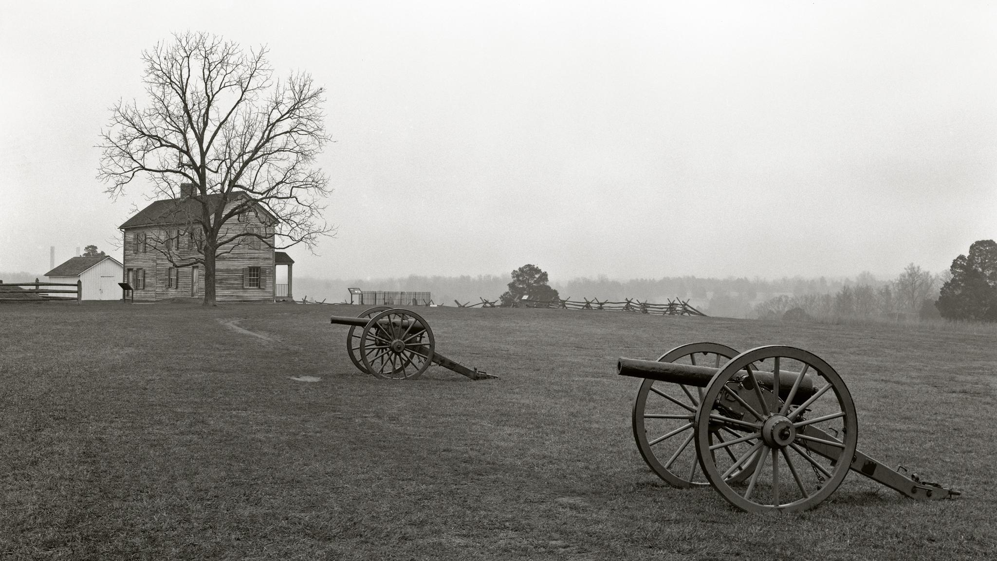 Henry Farm. Manassas, Virginia.
