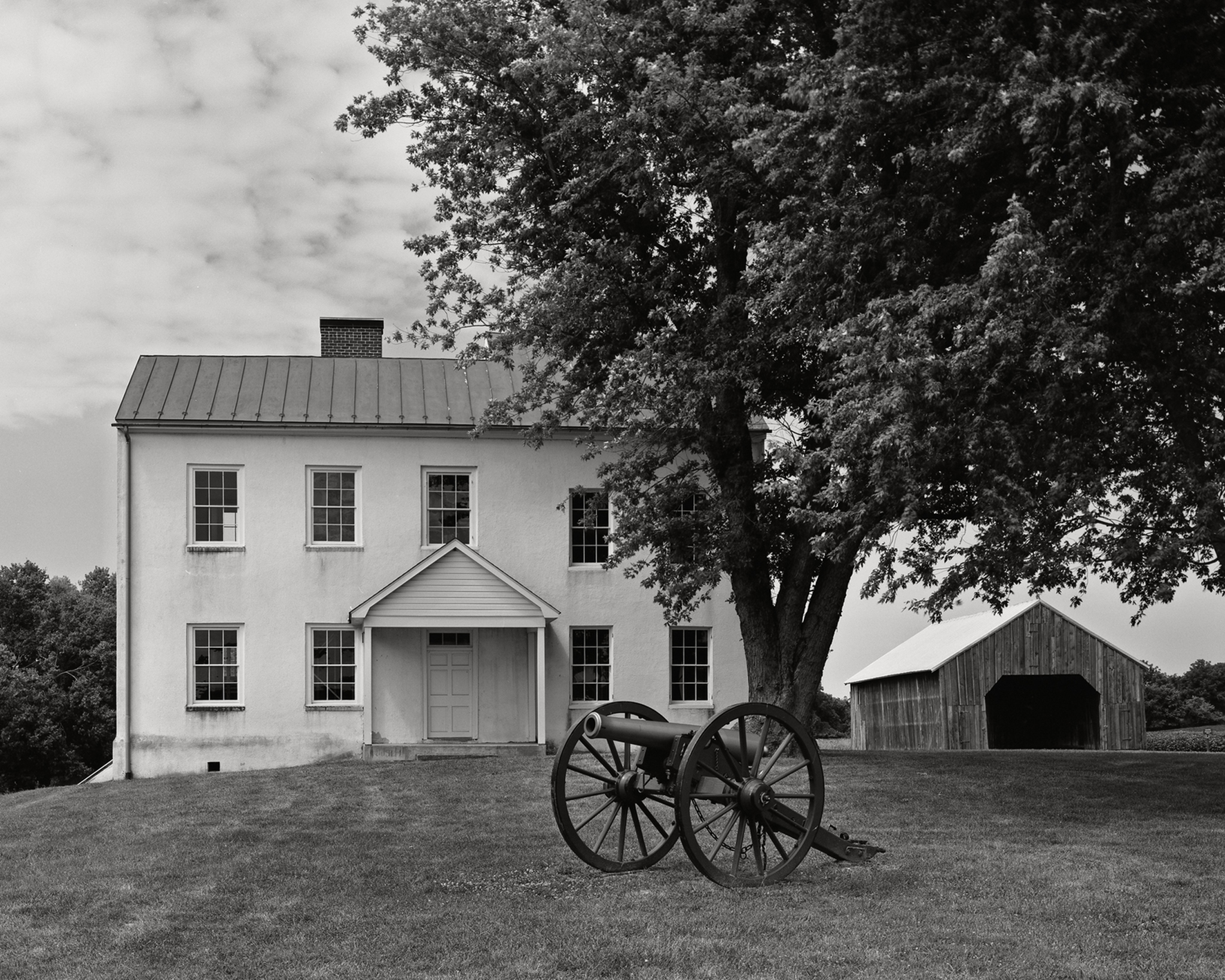 The Best Farm at Monocacy Battlefield. Frederick, Maryland.