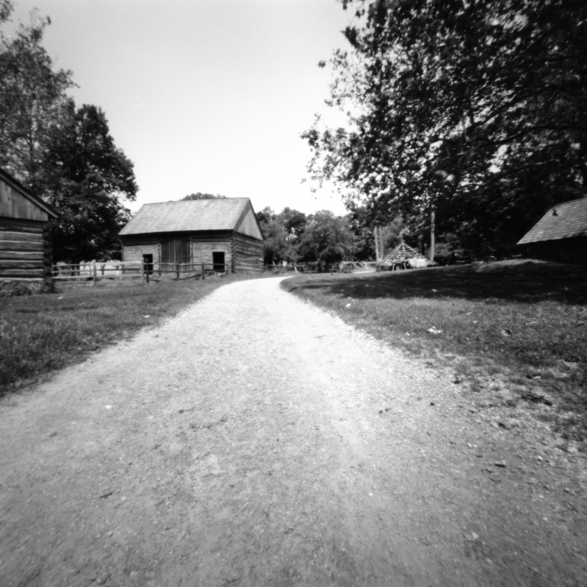 Landis Valley Farm Museum. Lancaster, Pennsylvania. Zero Image 2000 6x6.