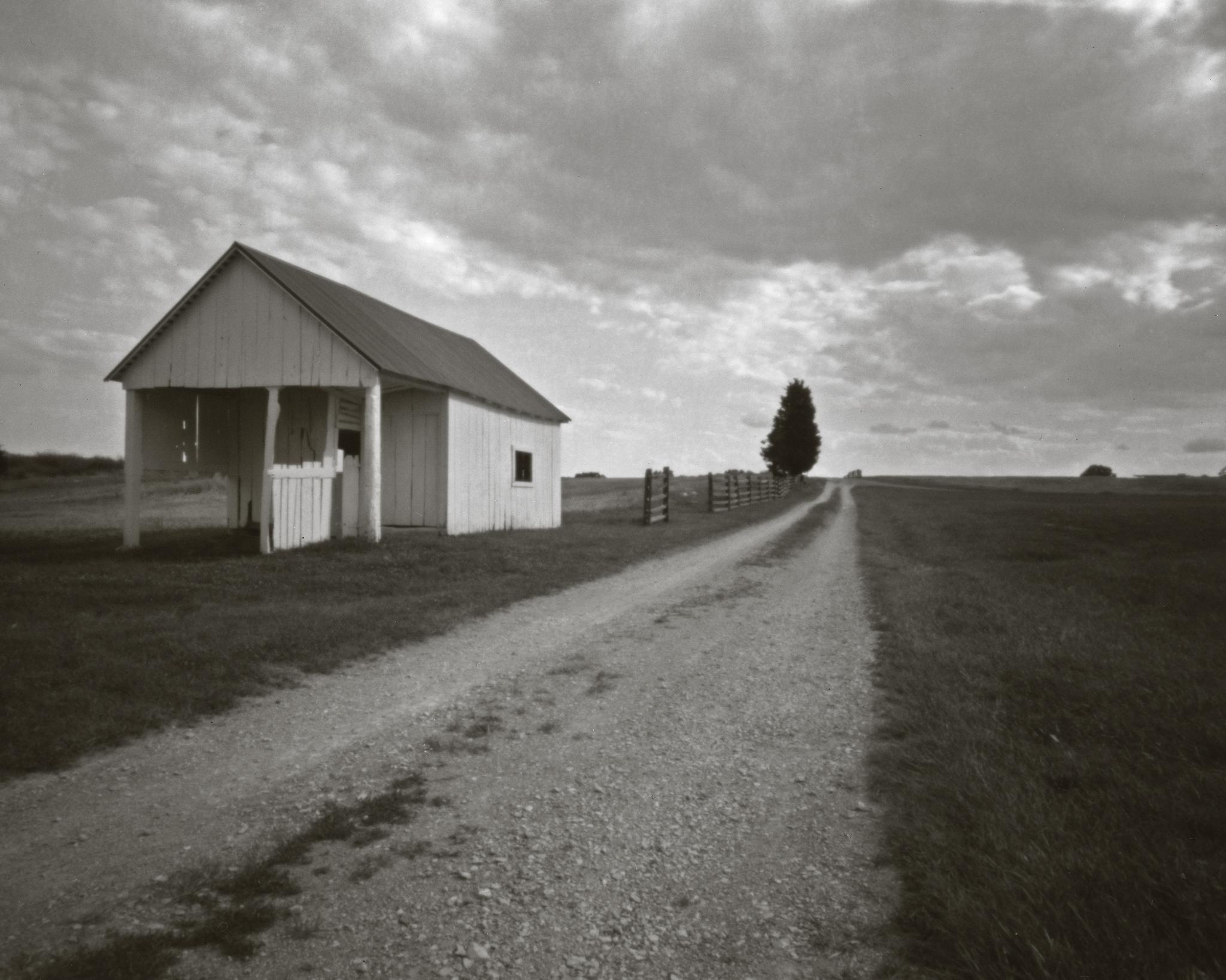 Mumma Farm. Antietam National Battlefield. Sharpsburg, Maryland. Zero Image 75mm 4x5.