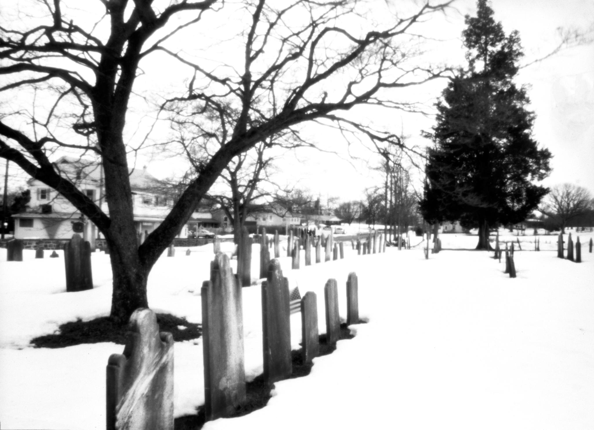 St Paul's UCC Cemetery.Amity Pennsylvania.Rob Kauzlarich built 90mm 4x5.