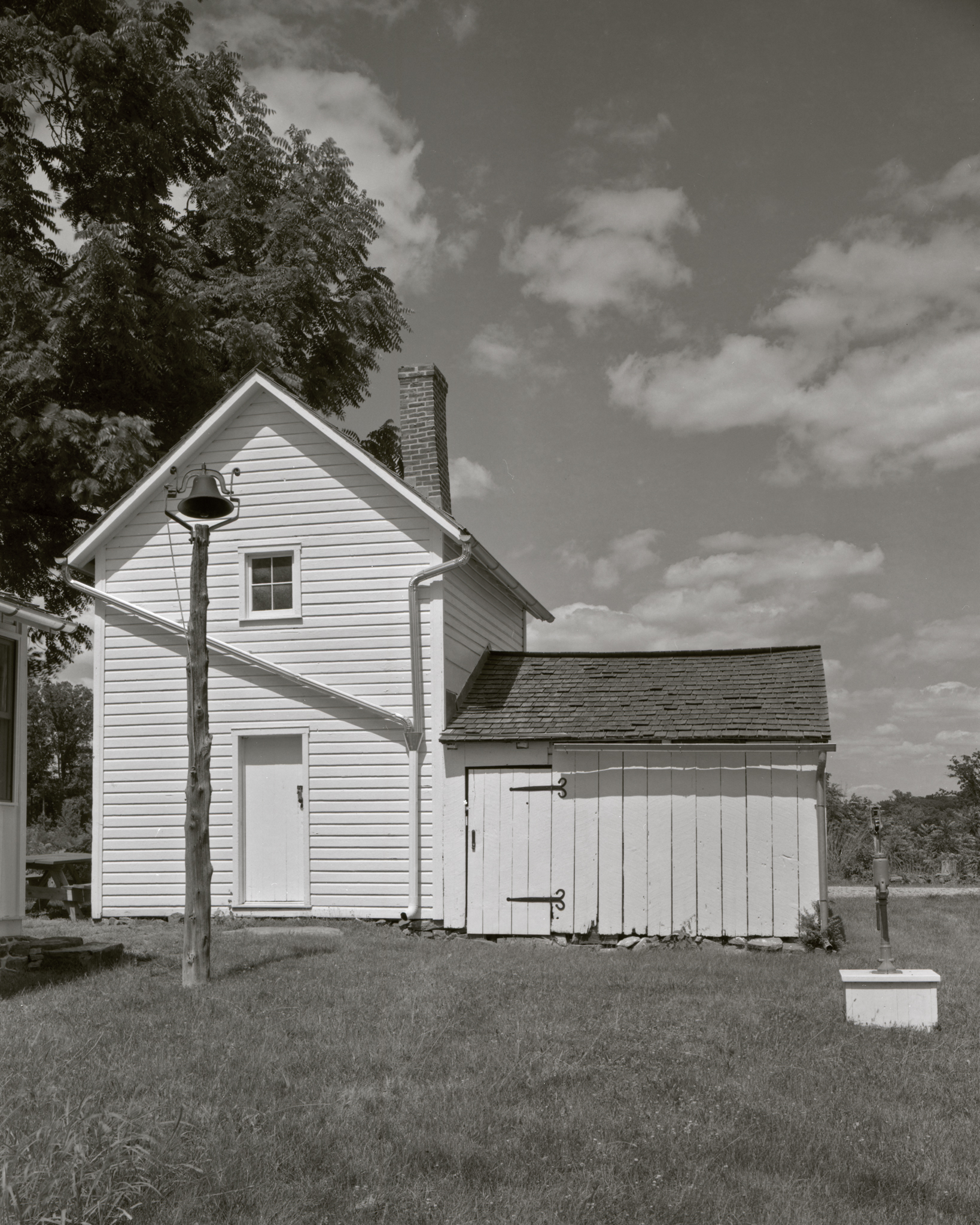 John Slyder Farm, Gettysburg Battlefield.