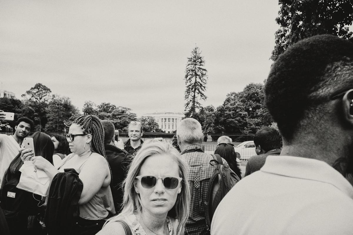 The White House, Washington DC   2017