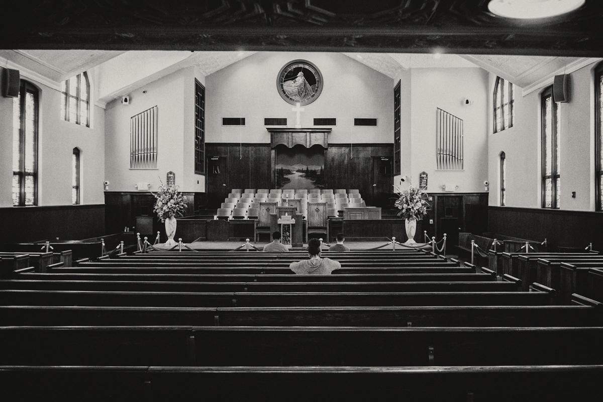Ebenezer Baptist, Atlanta, Georgia   2017