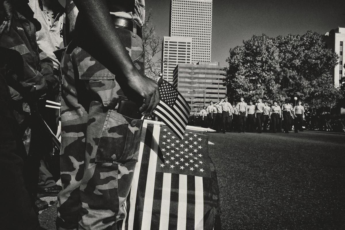 Veterans Day Parade, Denver, Colorado 2016