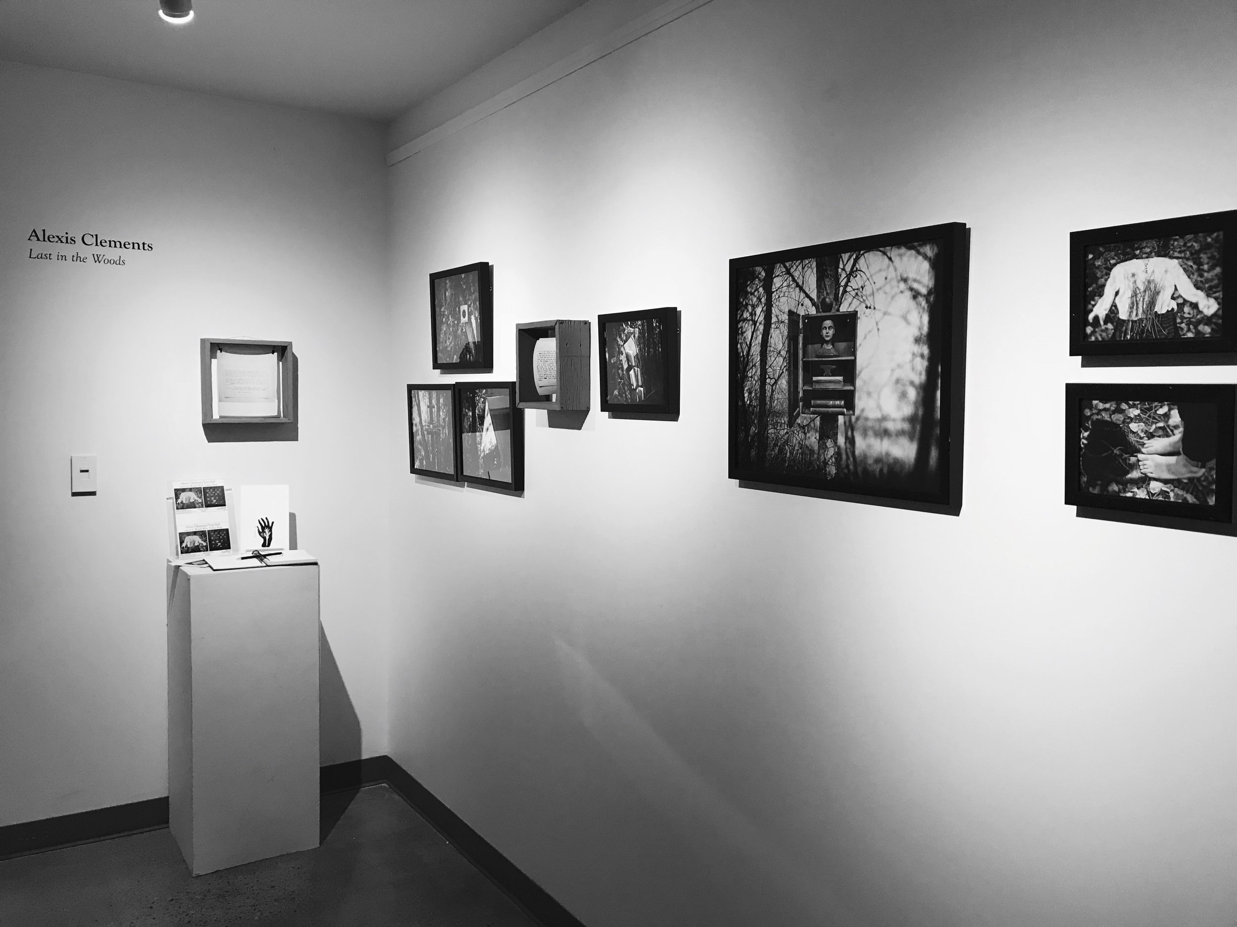 Nalanda Gallery at Naropa University in Boulder, Colorado 2018