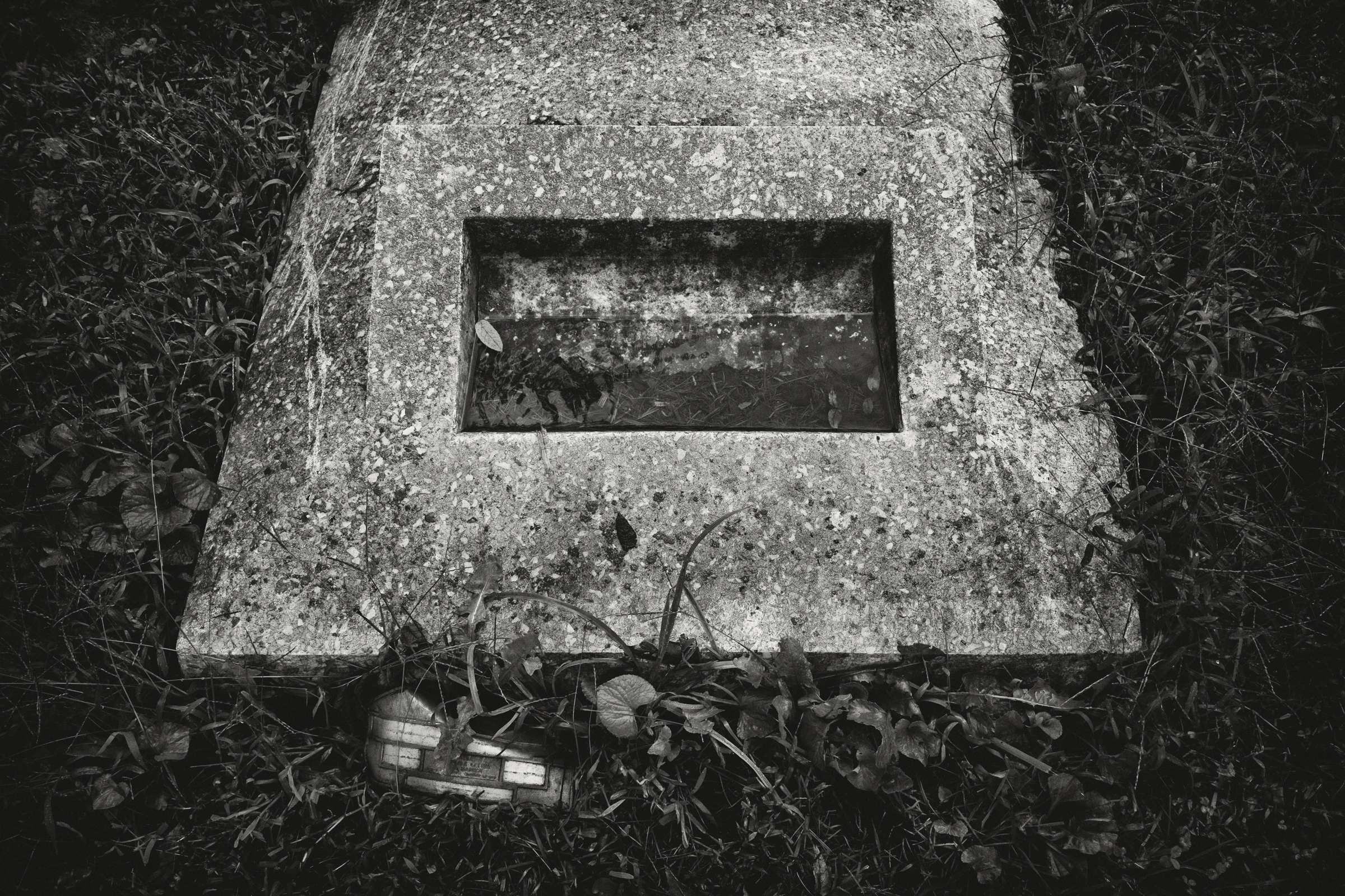 Tesson Cemetery, Kansas, 2018