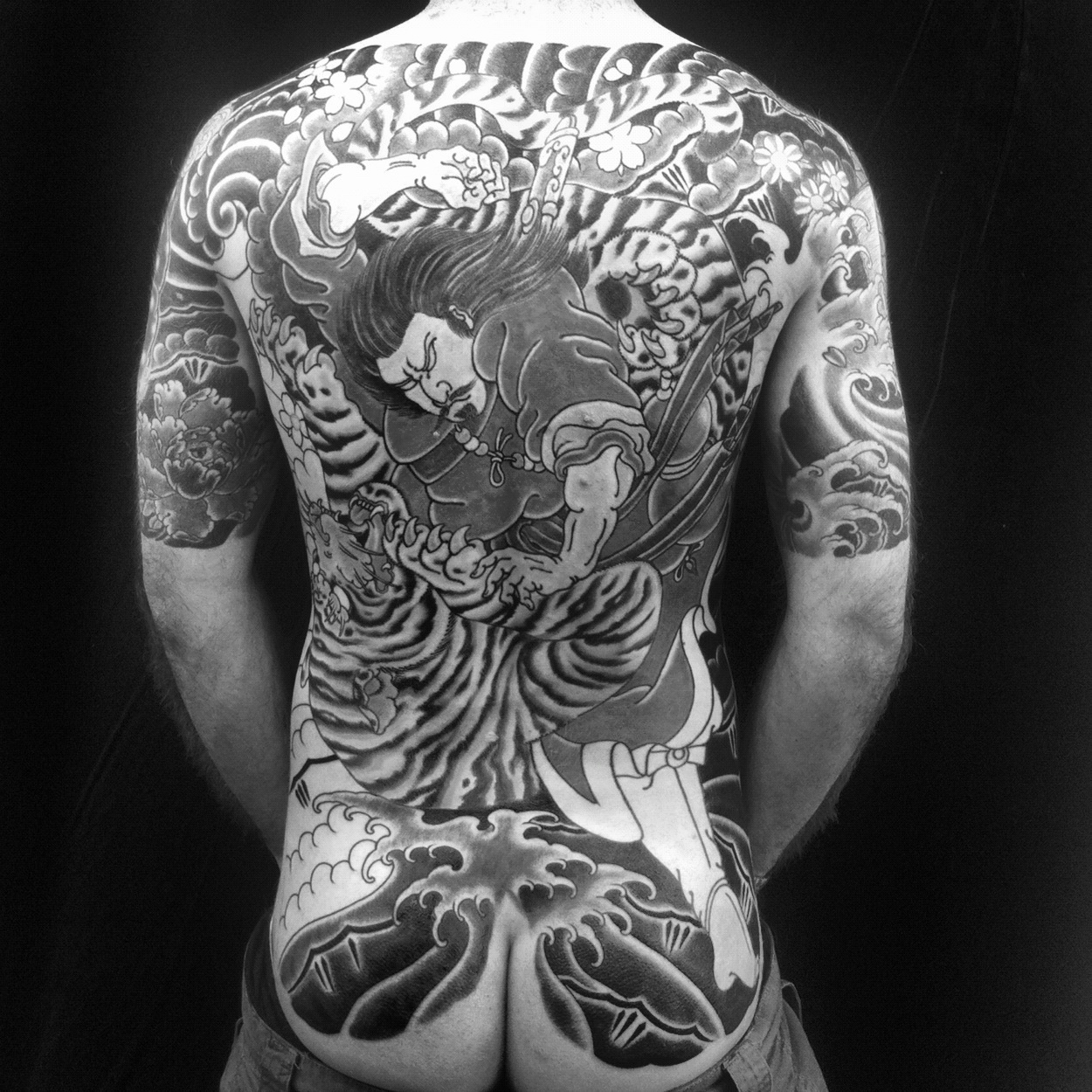 Backpiece tattoo Sydney Tattoo Rhys Gordon.JPG
