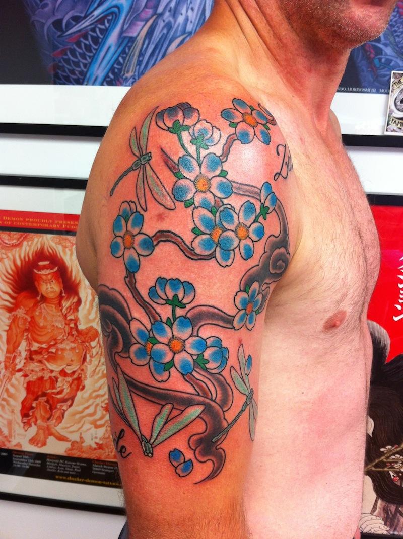 Cherry Blossom tattoos Sydney tattoos Rhys Gordon.jpg