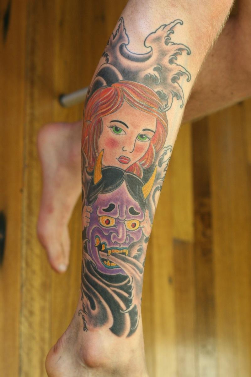 Hannya Tattoo Sydney tattoos.JPG