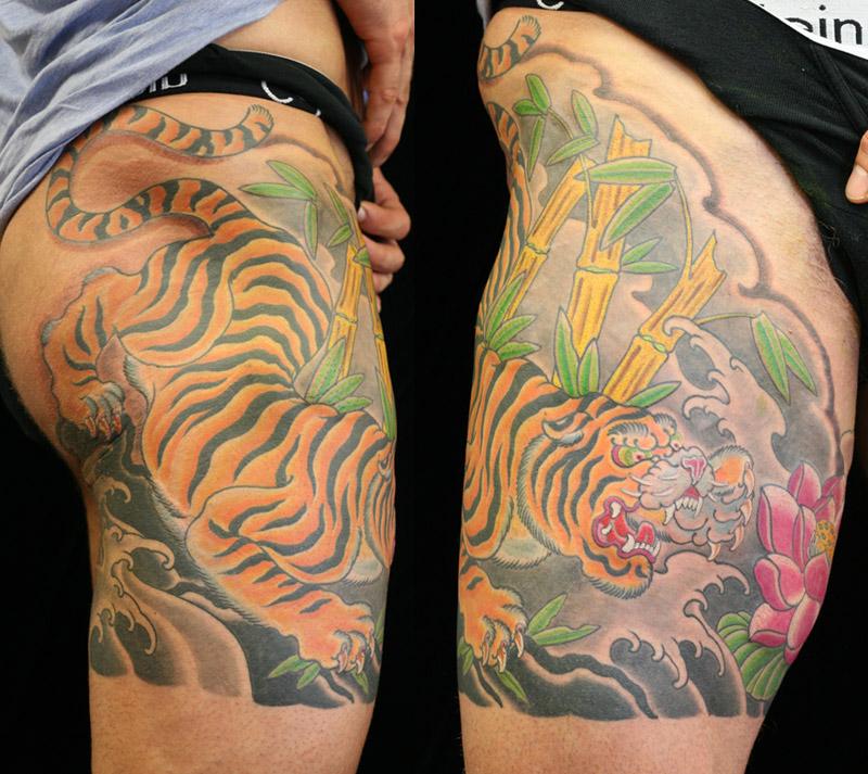 Tiger Tattoo Sydney Tattoo Japanese Tattoo.jpg