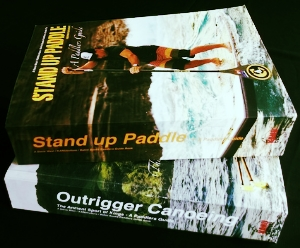 Outrigger canoeing and stand up paddle book savings 'combo' package. Inclusive of p&p no more to pay.