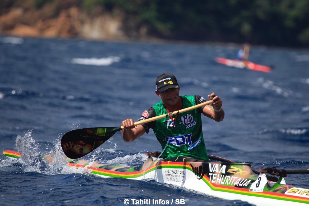 Steeve Teihotaata - Super Aito Winner - Captain EDT