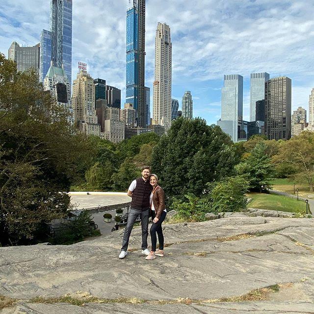 Loving fall in New York!