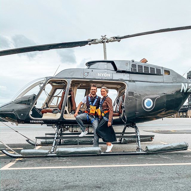 The only way to get around New York! @flynyon #flynyon