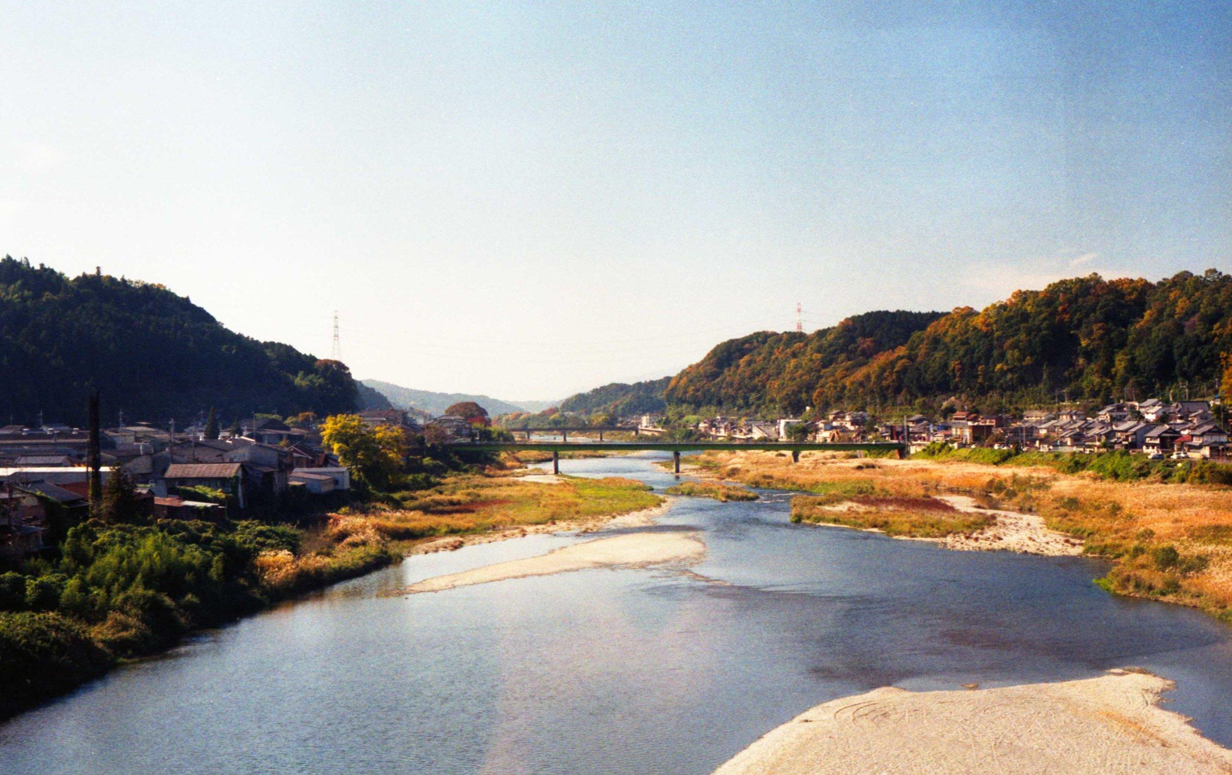 「吉野川(Riv.Yoshino)」