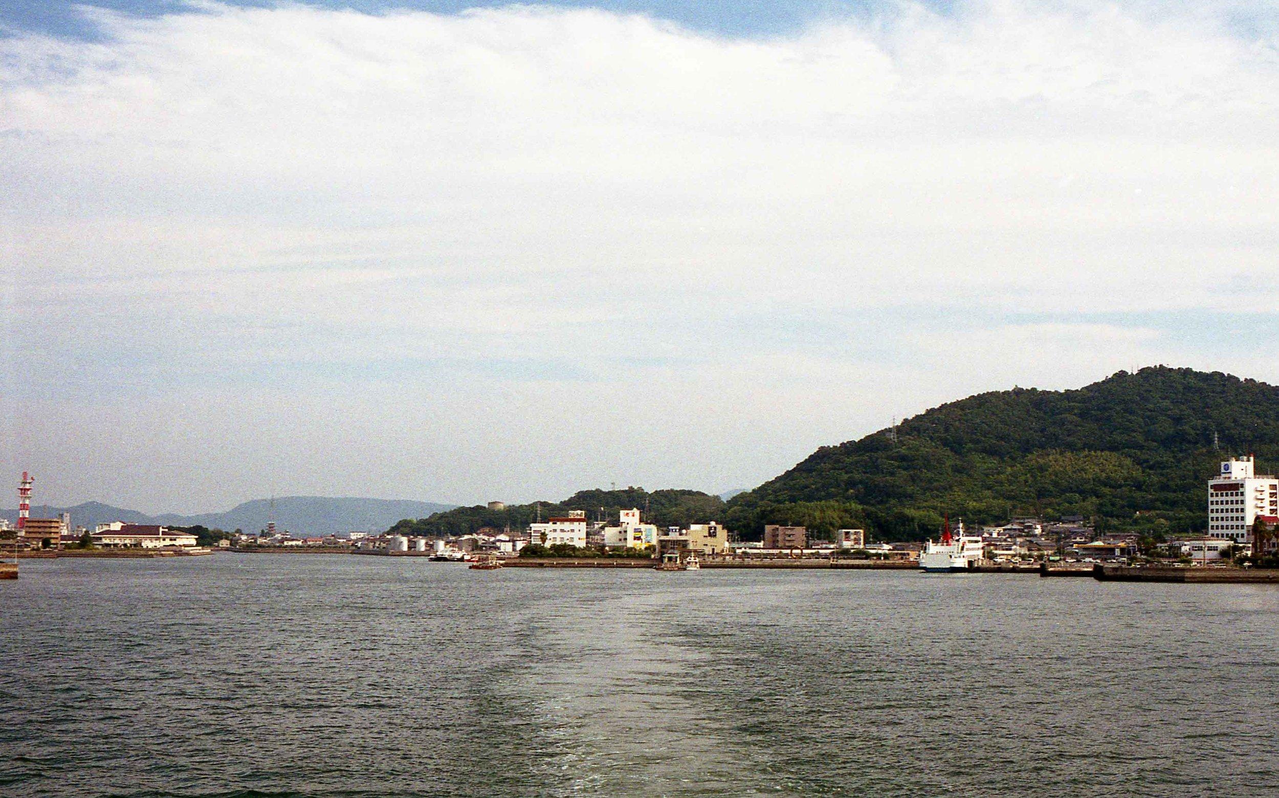 「土庄港」