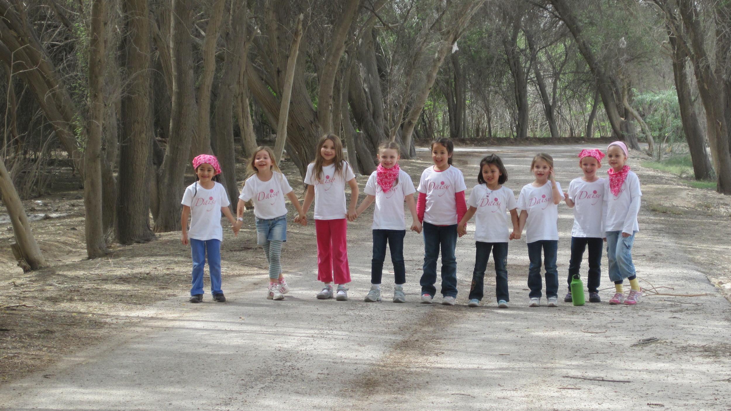 Daisy Scout Campout 2012 - Al Shahaniya