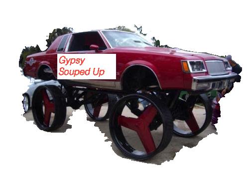 Pimp My Ride, Gypsy Style!