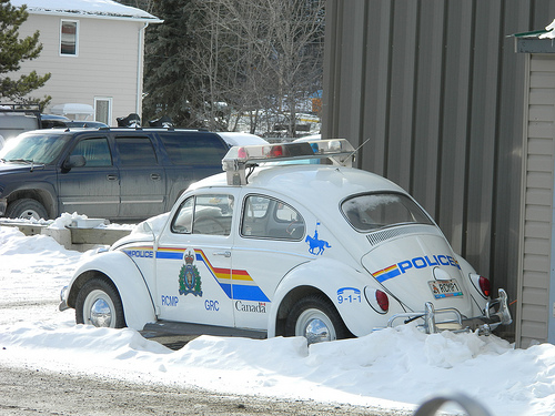 Why does Canada's new cop ride suddenly look more like this?