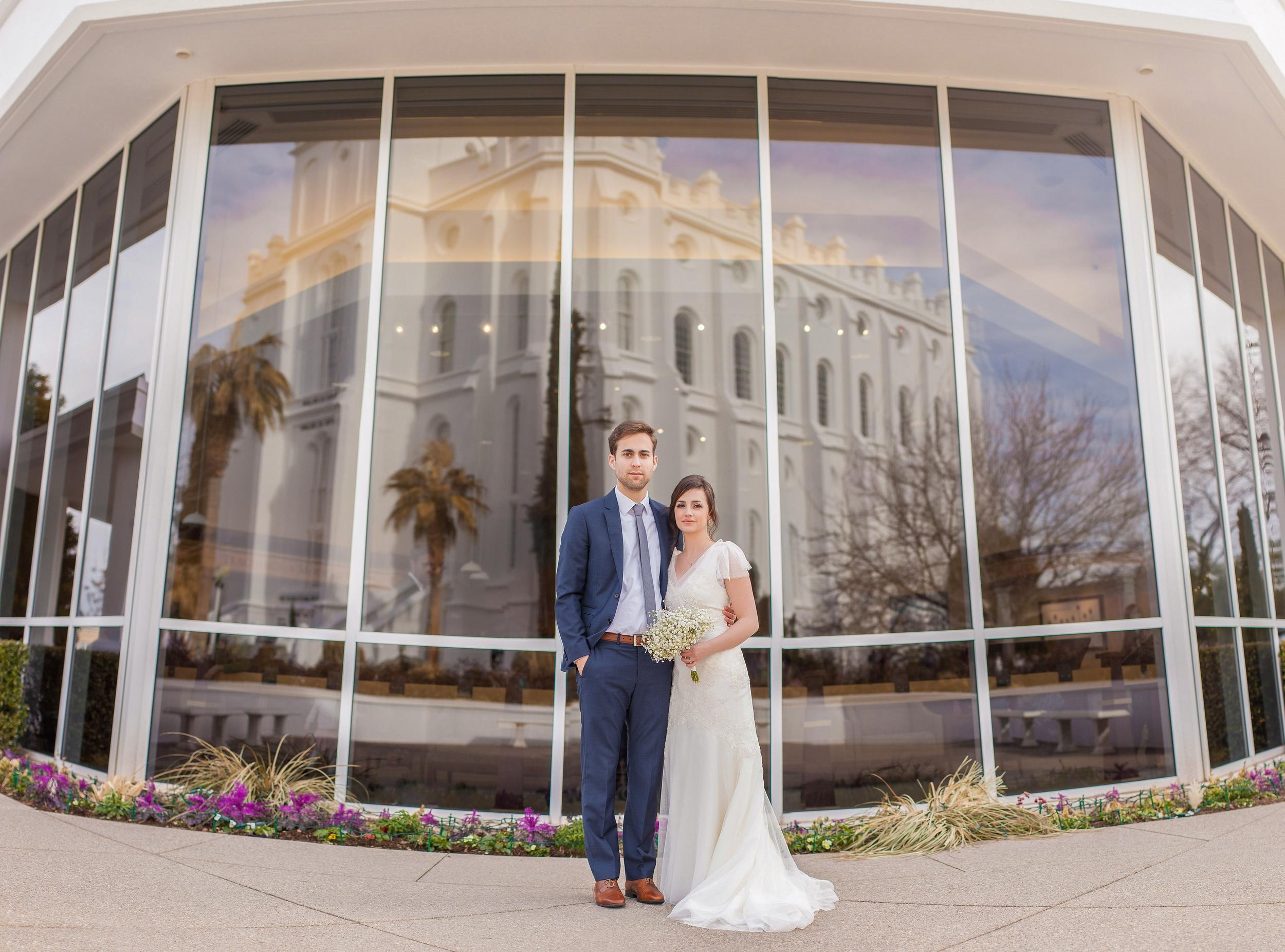 st george utah wedding photographer