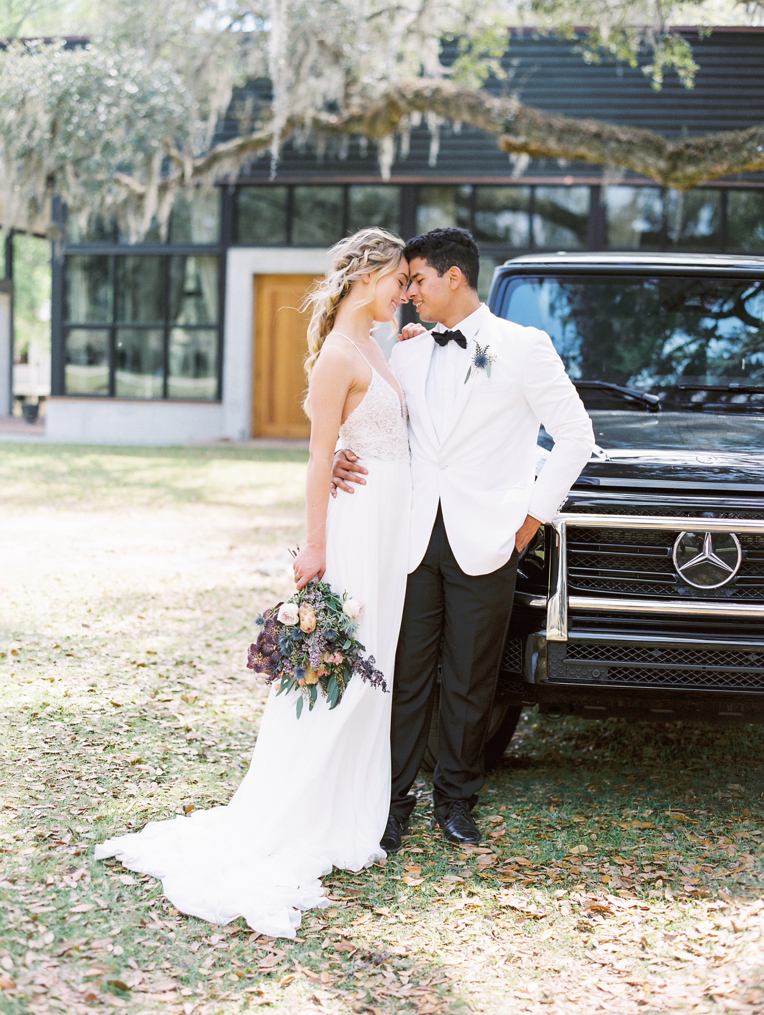 Whimsically Wed - Middleton Place Plantation Styled Shoot