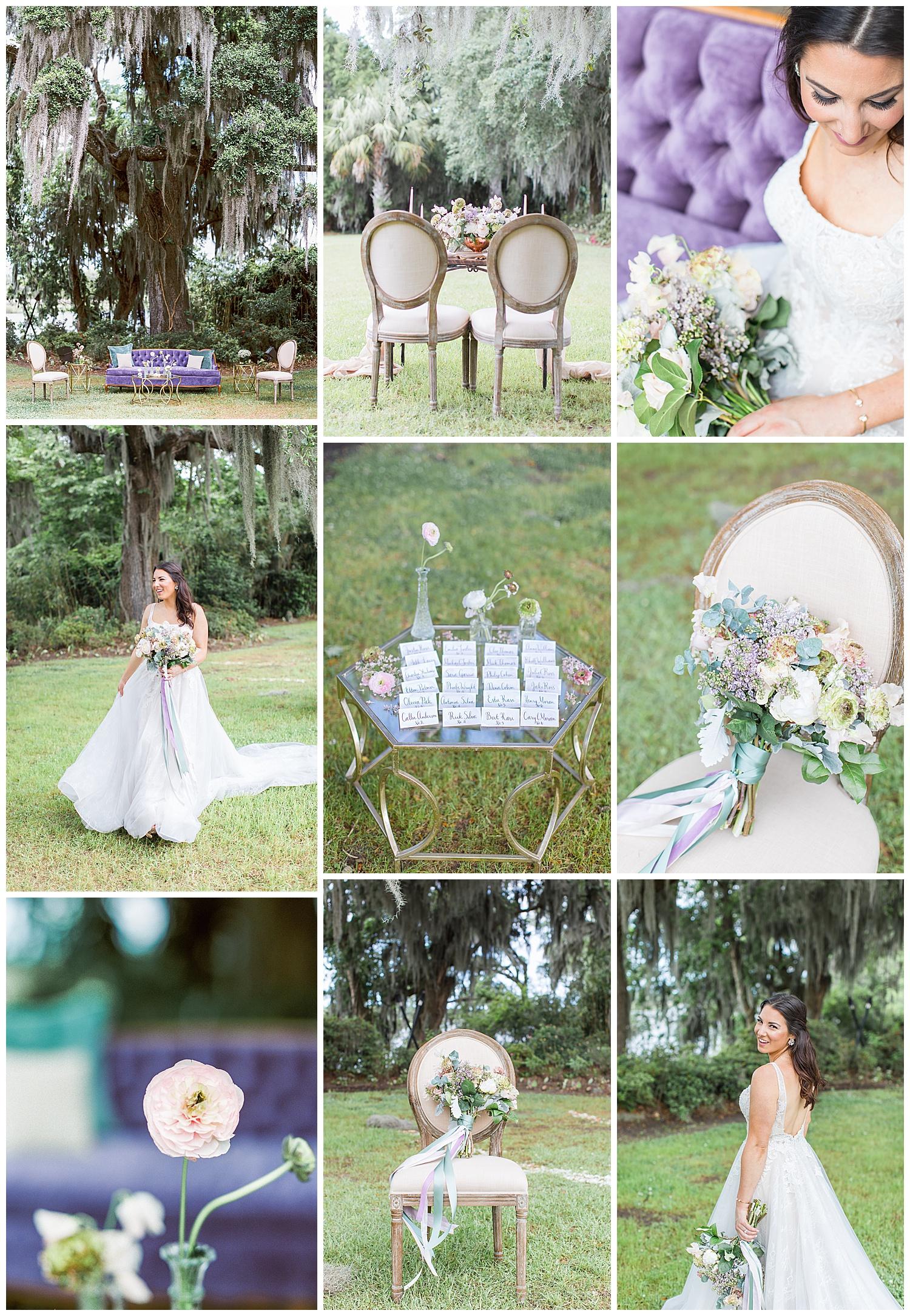 Magnolia-Plantation-bridal-wedding-styled-purple-sage-whimsical-kailee-dimeglio-photography04.jpg