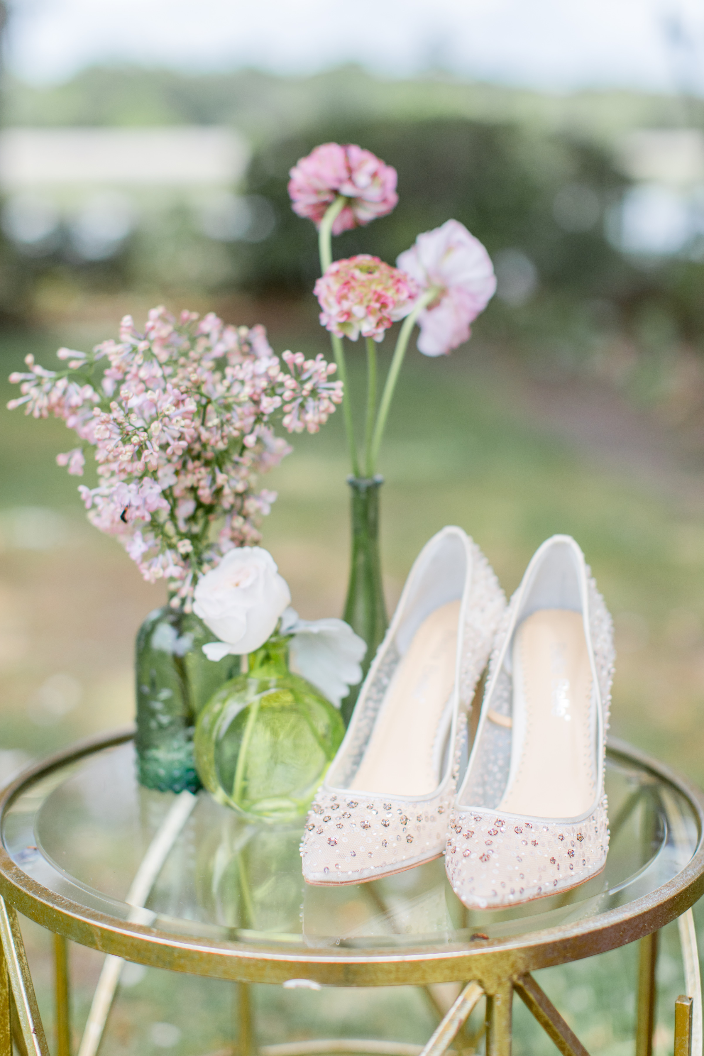 The Carolinas Magazine - Magnolia Plantation Bridal Inspiration
