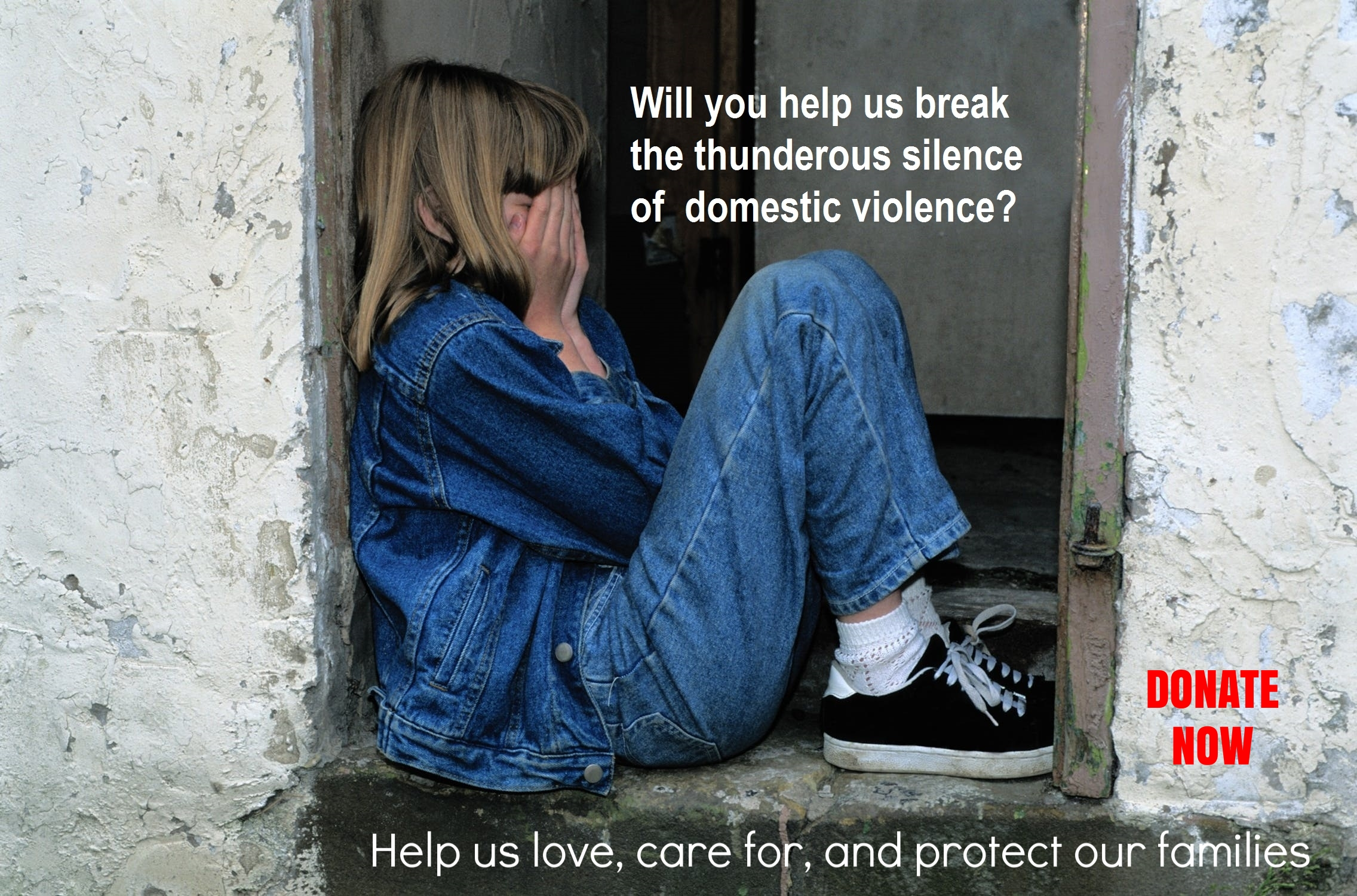 Help us continue to love, care and protect our families .