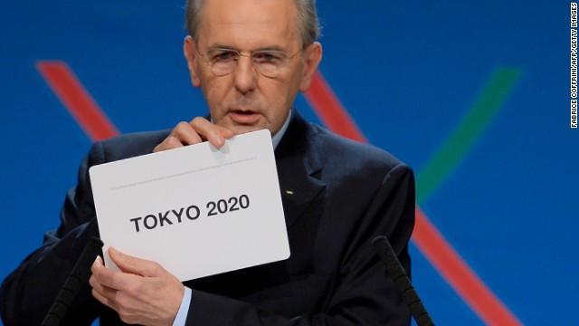 Tokyo will host the 2020 SummerOlympics