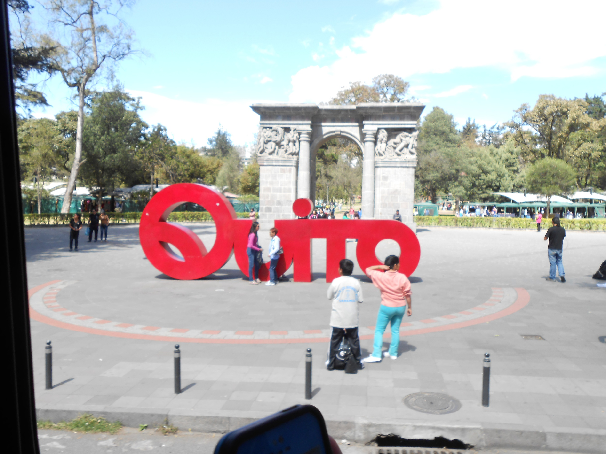 """The """"Central Park"""" of Quito"""
