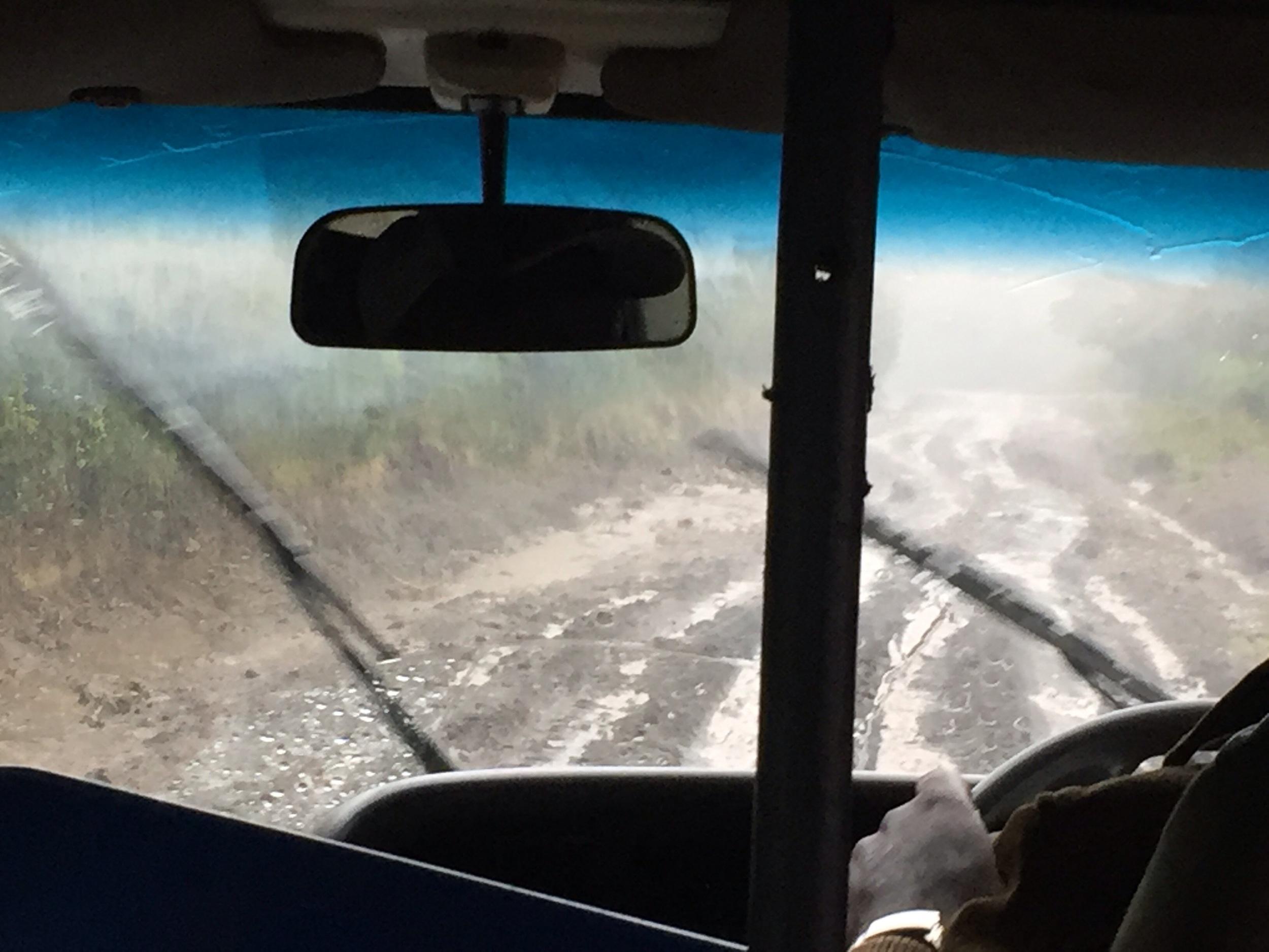 Praying us through the mud