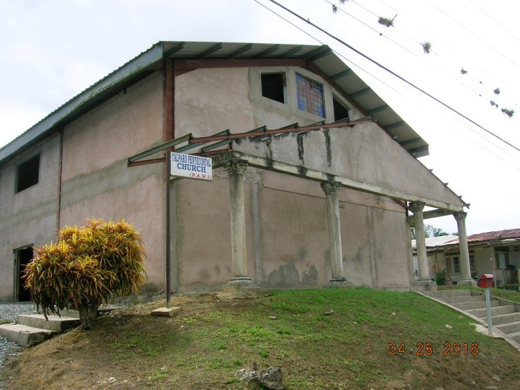 Talparo Church