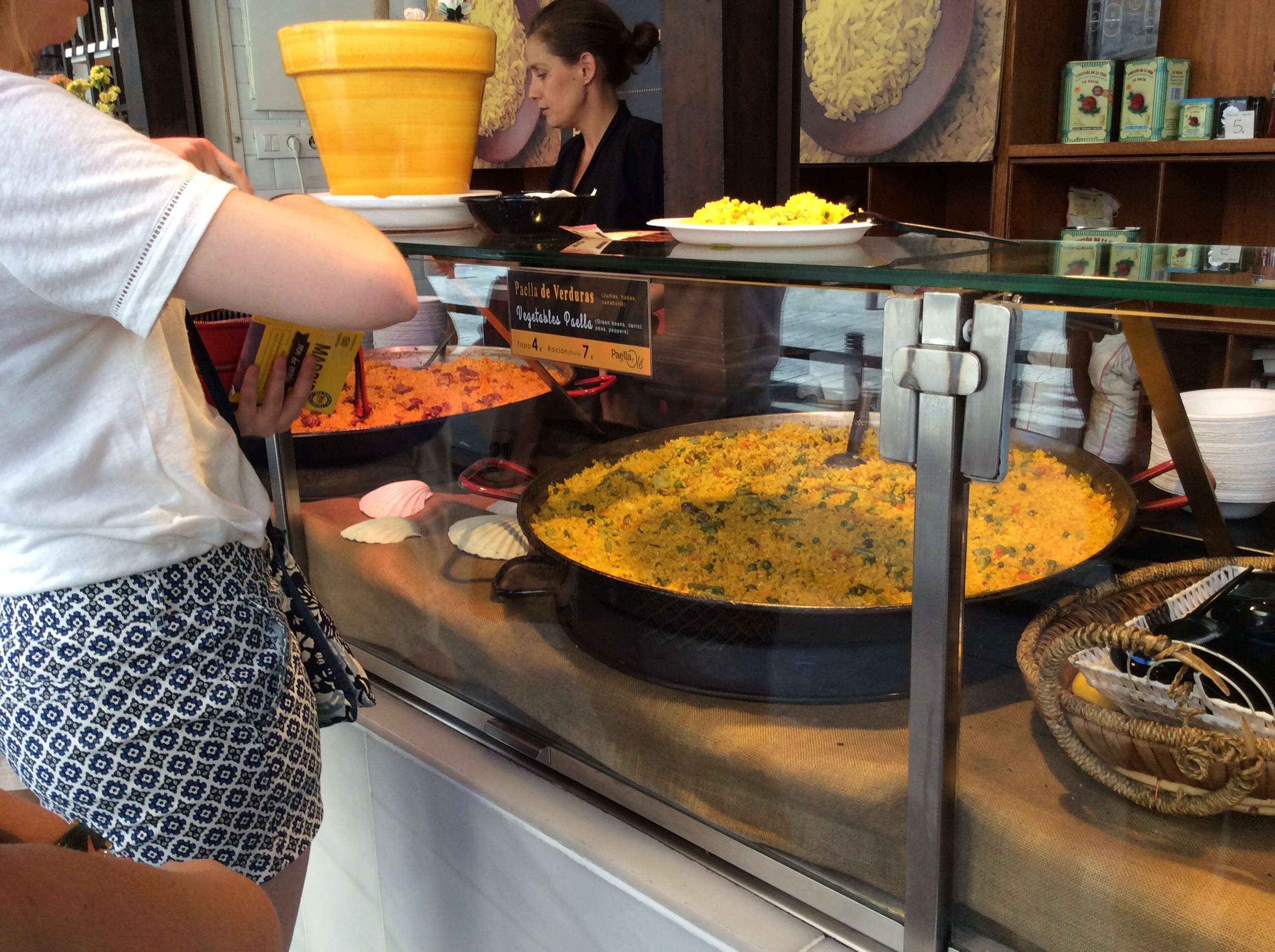 Now that's what I call paella!