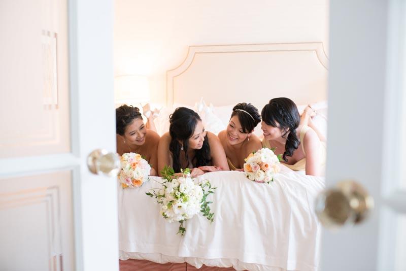 Brides & Maids on Bed.jpg