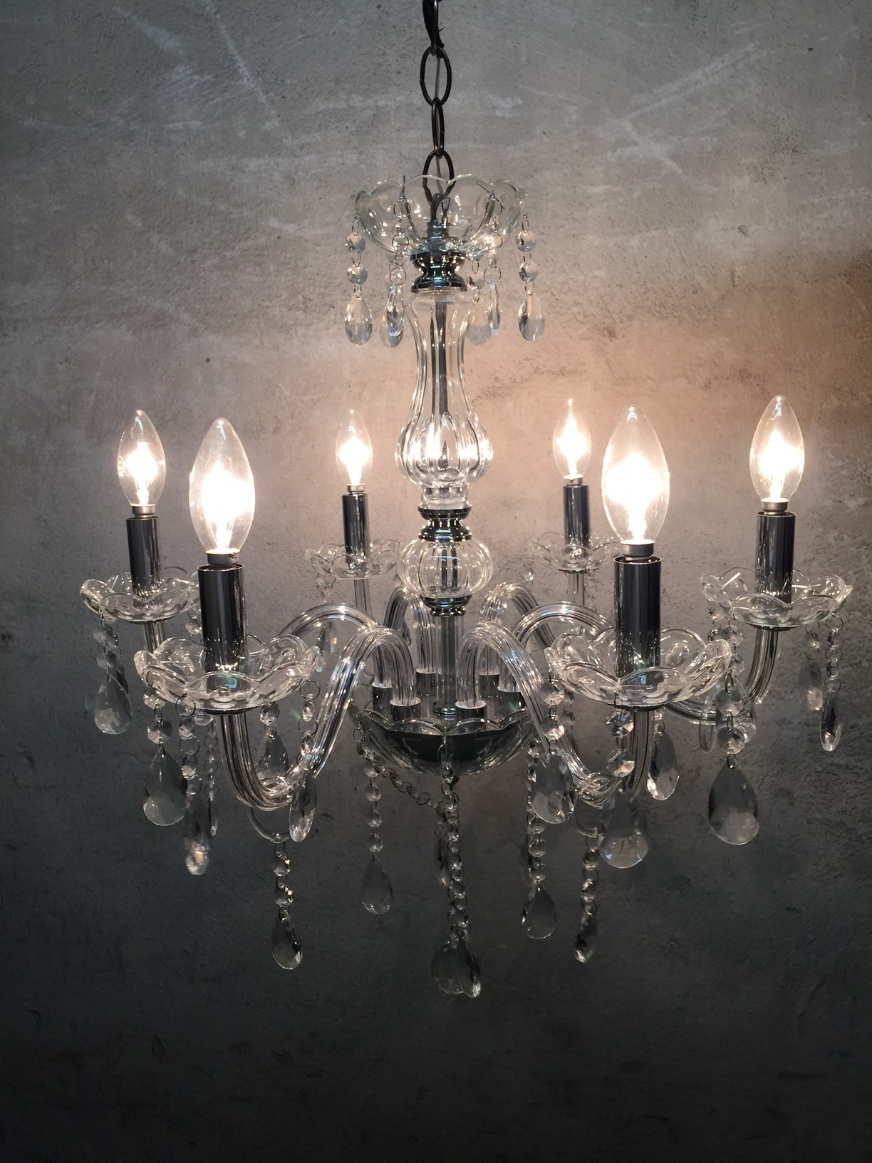 Chandelier #13 (2 available)
