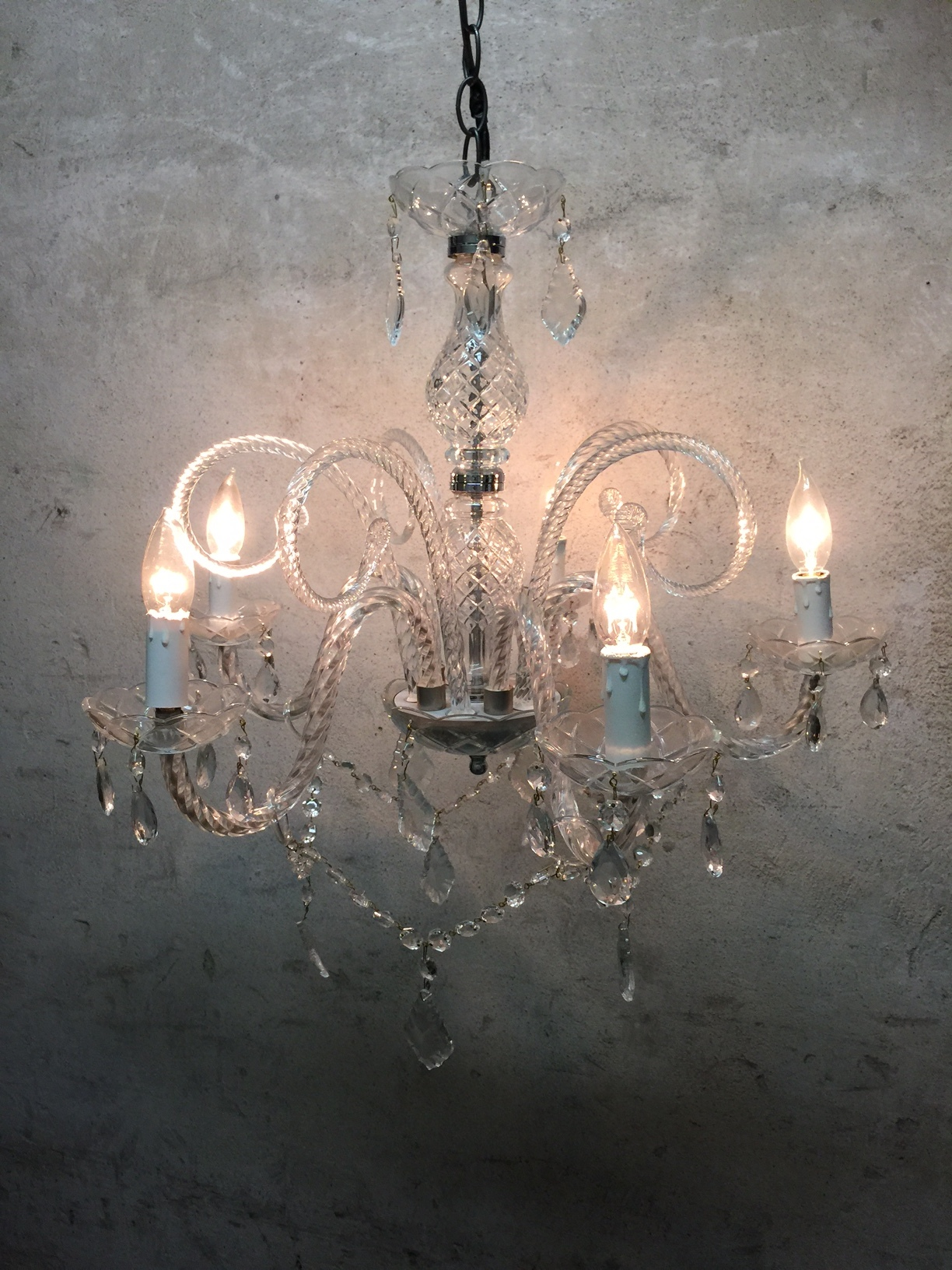 Chandelier #18 (2 available)
