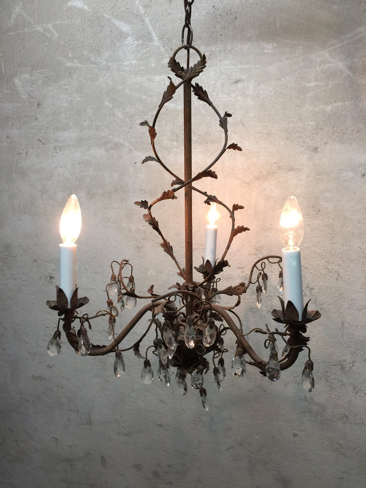 Chandelier #24  (2 available)