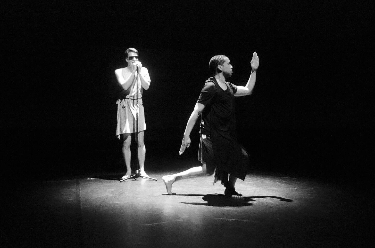 Thibault Lac & Trajal Harrell, Paris, 2016
