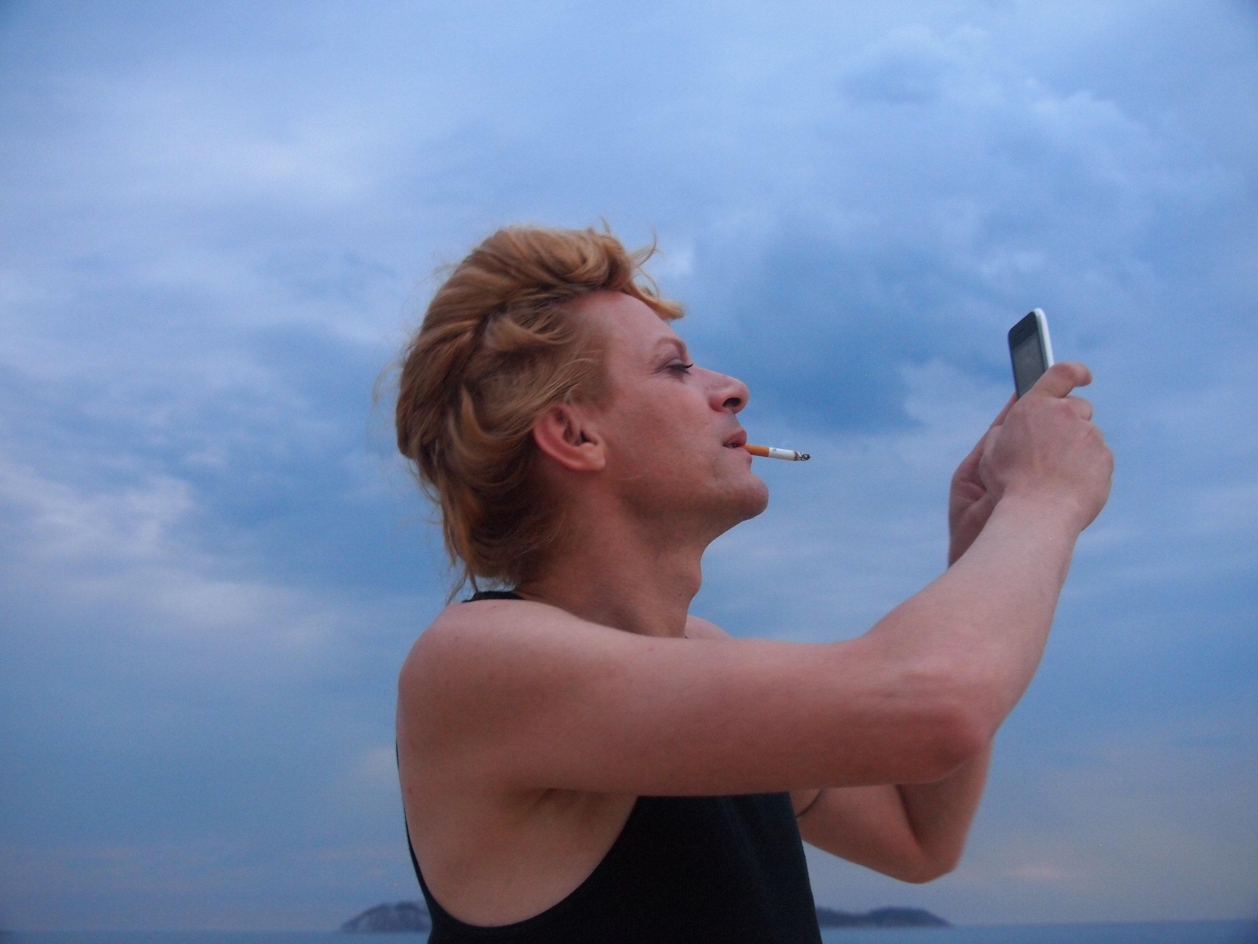 Copy of David Bowie, Rio De Janeiro, 2011