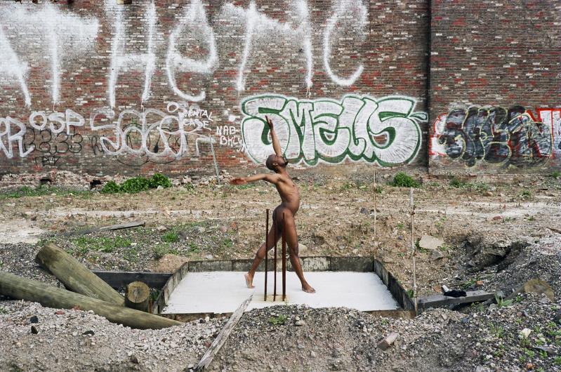Topel Laster, Brooklyn, 2001