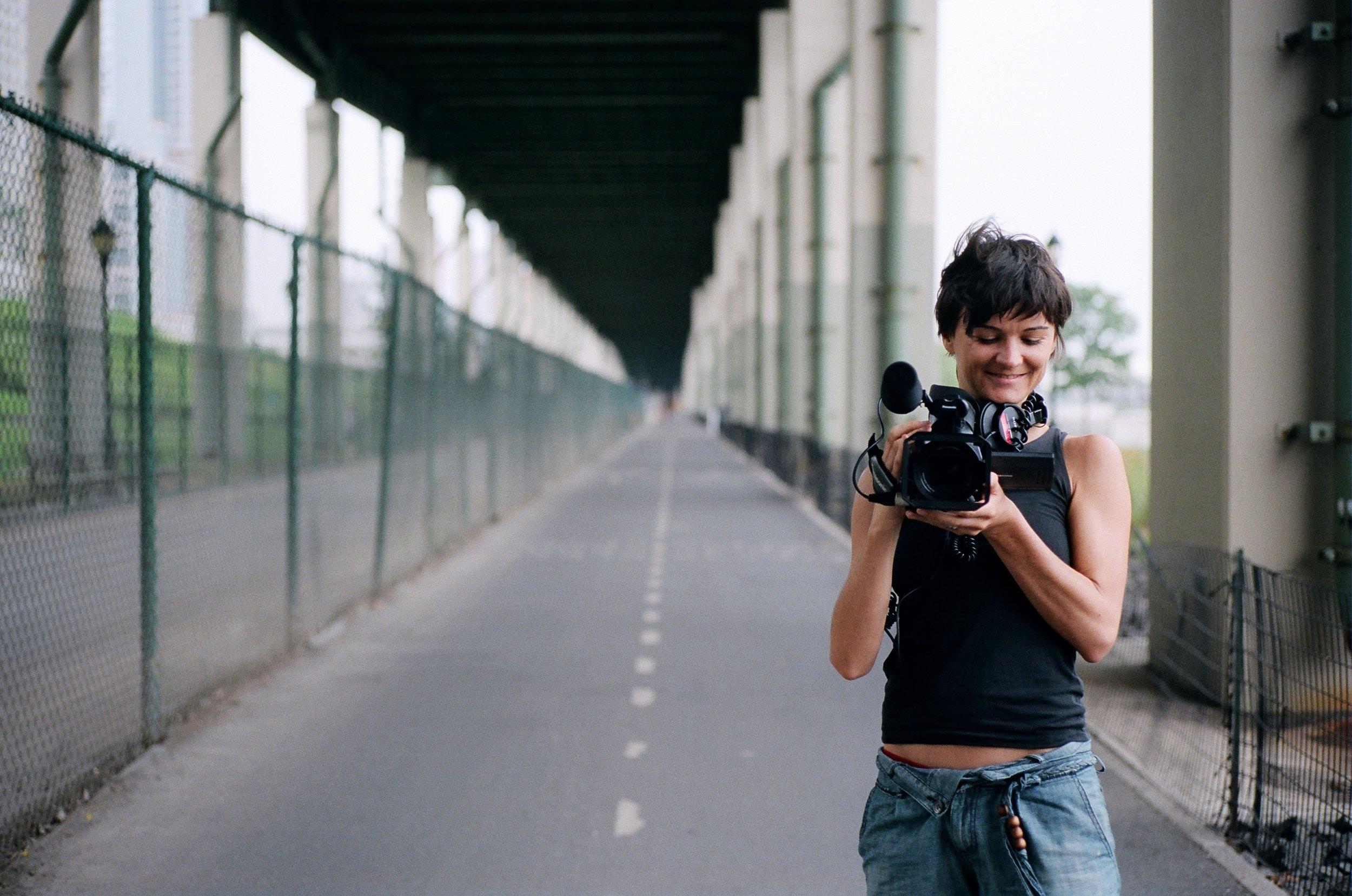 Peggy Arraou, NYC, 2008