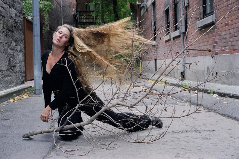 Margie Gillis, Montreal, 2008