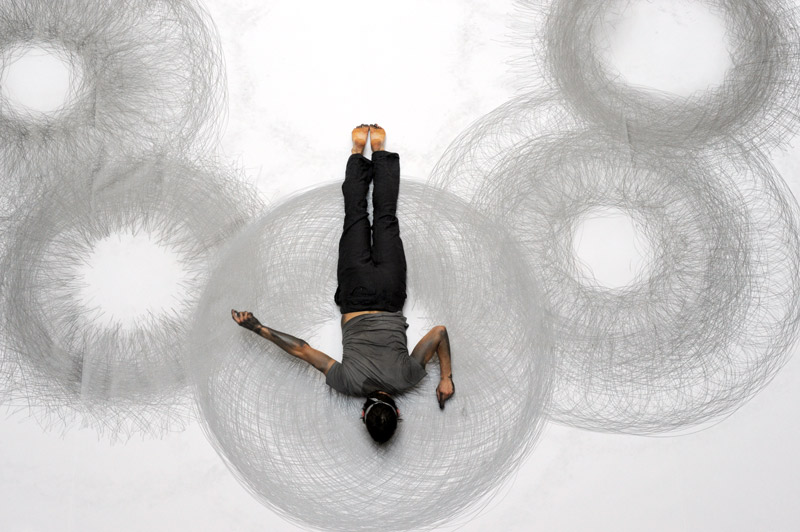 Tony Orrico, Washington DC, 2010