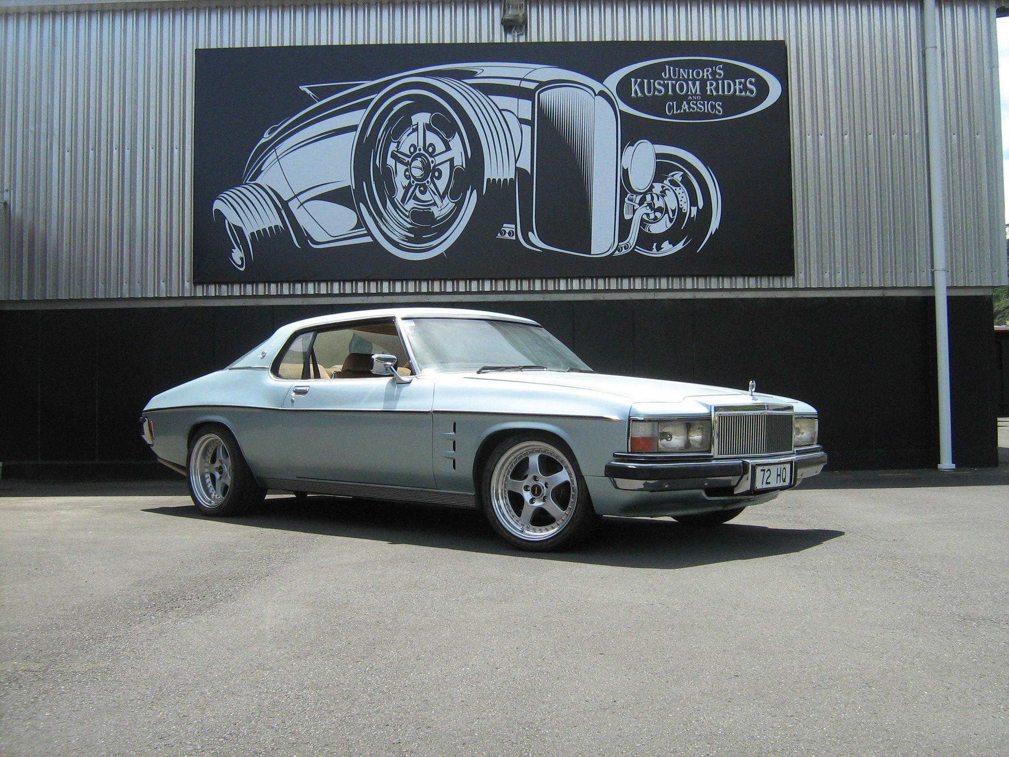 My '72 Holden Monaro
