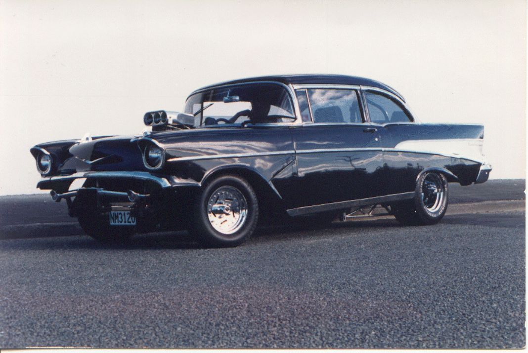 My '57 Chev Belair