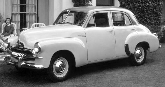 FJ Holden (1953-1956)