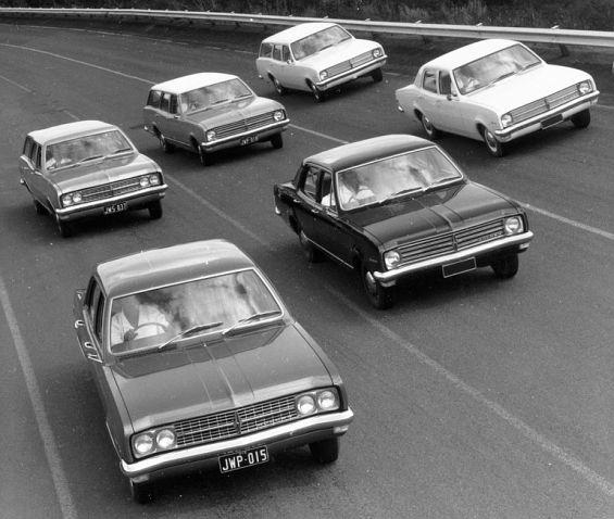 HK Holden (1968-1969)