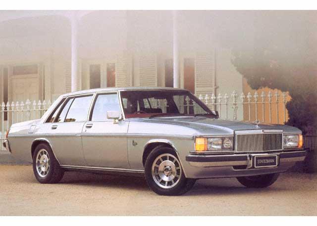 WB Holden (1980-1984)
